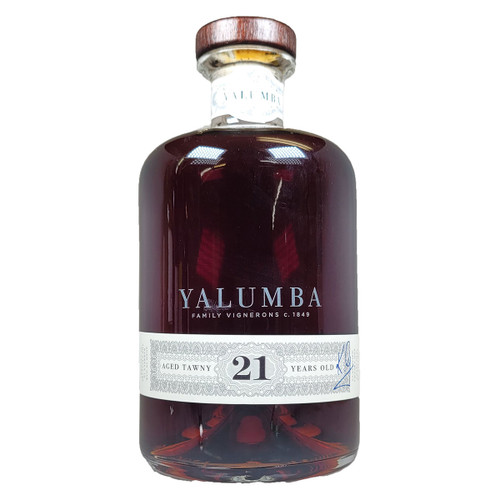 Yalumba 21 Years Old Aged Tawny 500ML w/ Gift Box