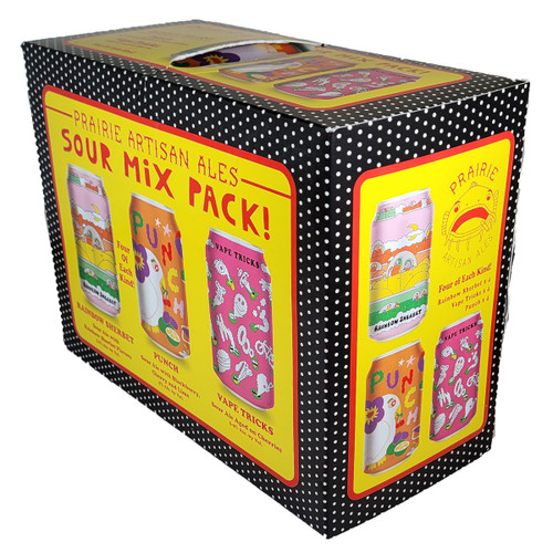 Prairie Sour Mix Pack! 12-Pack Can