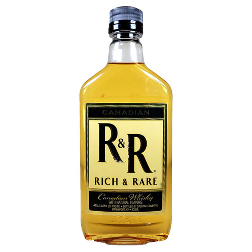 Rich & Rare Reserve Canadian Whiskey 375ML