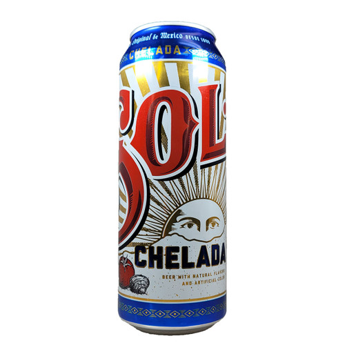 SOL Chelada Can