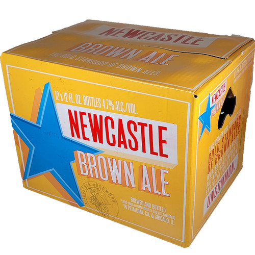 Newcastle Brown Ale 12-Pack