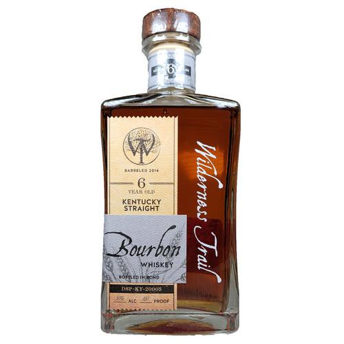 Wilderness Trail 6 Year Bottled In Bond Kentucky Bourbon