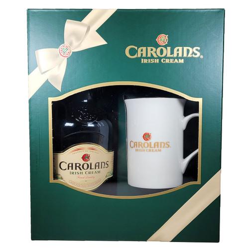 Carolan's Irish Cream Gift Pack with Coffee Mug