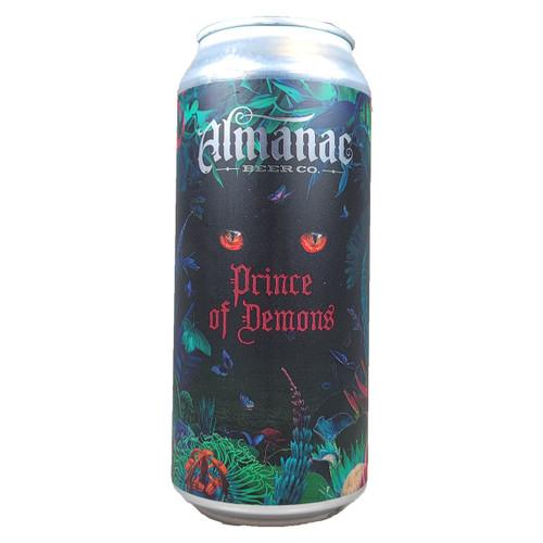 Almanac Prince Of Demons Dark Sour Ale Can
