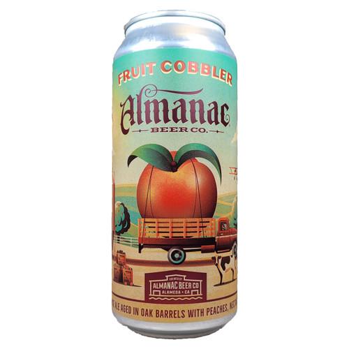 Almanac Fruit Cobbler Sour Farmhouse Ale Can