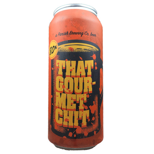 Pariah That Gourmet Chit IPA with Coffee Can
