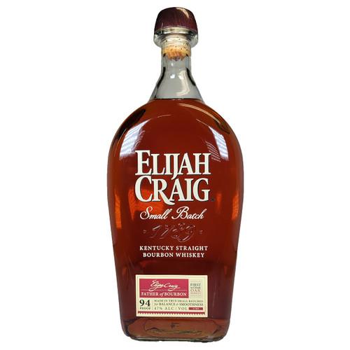 Elijah Craig Small Batch Bourbon Whiskey 1.75L