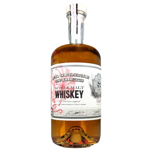 St George American Single Malt Whiskey