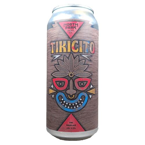 North Park Tikicito Tiki Sour Ale Can