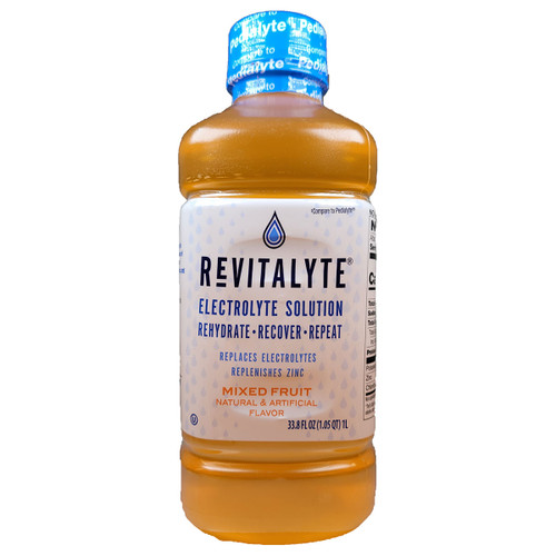Revitalyte Mixed Fruit Electrolyte Solution