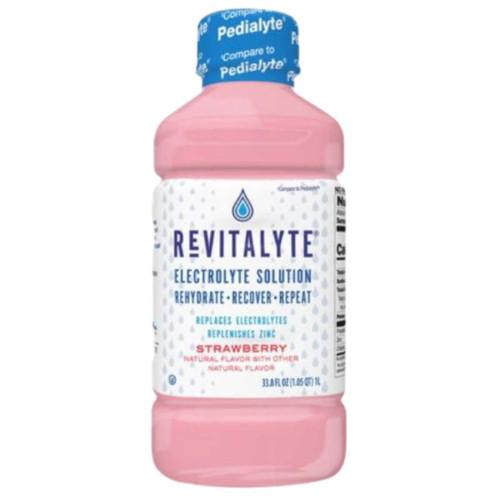 Revitalyte Strawberry Electrolyte Solution