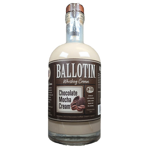 Ballotin Chocolate Mocha Cream Whiskey