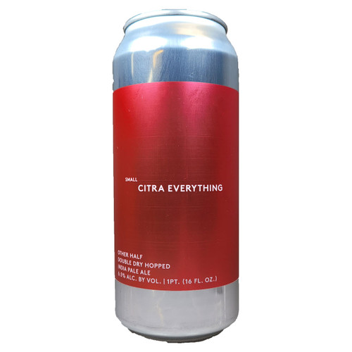 Other Half Small Citra Everything Double Dry Hopped IPA Can