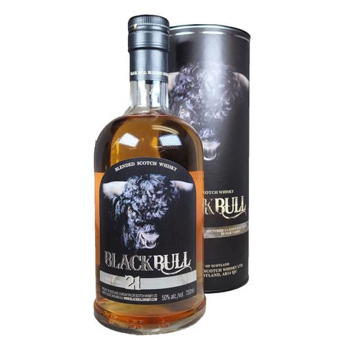 Blackbull 21 Year Blended Scotch Whisky