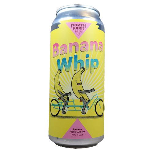 North Park Banana Whip Milkshake IPA Can