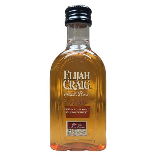 Elijah Craig Small Batch Bourbon Whiskey 50ML