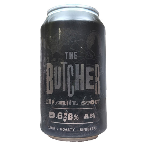 Societe The Butcher Imperial Stout Can