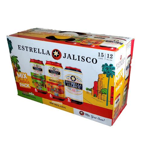 Estrella Jalisco / Golden Road Mix Chelada 12-Pack Can