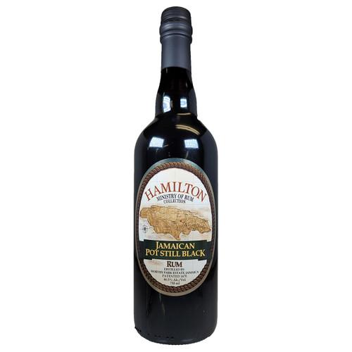 Hamilton Demerara Black Rum