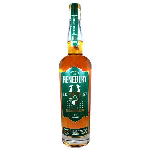 Henebery Straight Rye Whiskey