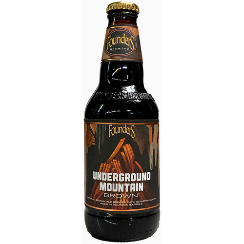Founders Underground Mountain Imperial Brown Ale 4-Pack