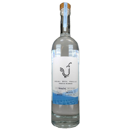 Real Del Valle Blanco Tequila