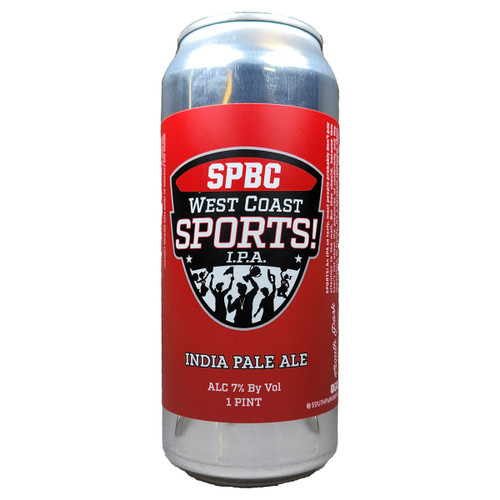 South Park Sports! West Coast IPA Can