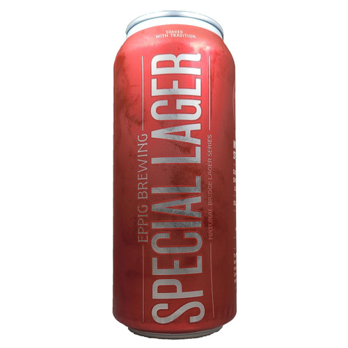 Eppig Special Lager Can