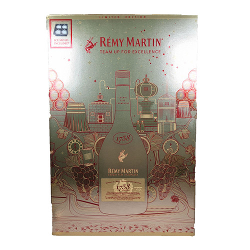Remy Martin Cognac 1738 Accord Royal Gift Pack