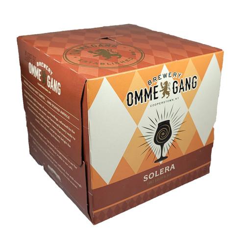 Ommegang Solera Tart Golden Ale Can