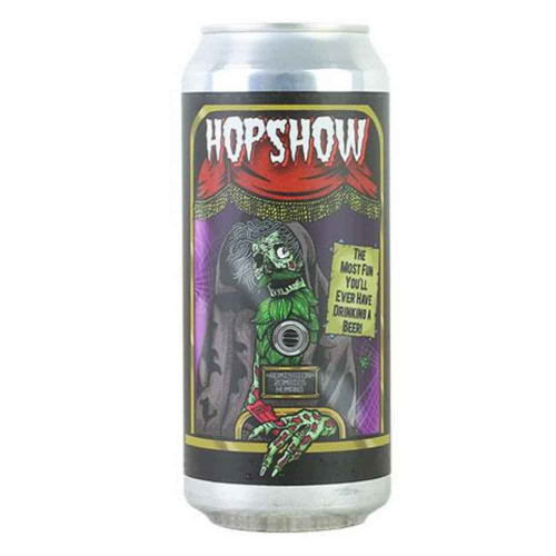 Mason Ale Works / Beer Zombies Hopshow Double Dry Hopped Double Hazy IPA Can