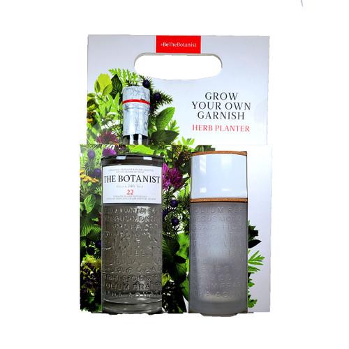The Botanist Scottish Islay Gin Gift Pack