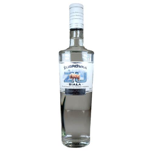 Zubrowka Biala Winter Rye Vodka