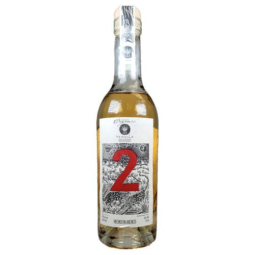 123 Organic Tequila Reposado (2) 375ML