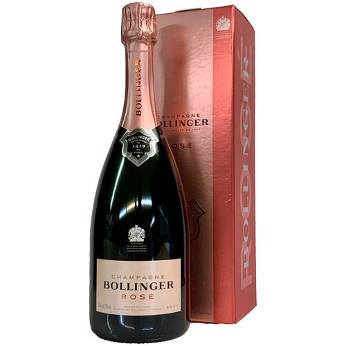 Bollinger Brut Rose w/ Gift Box