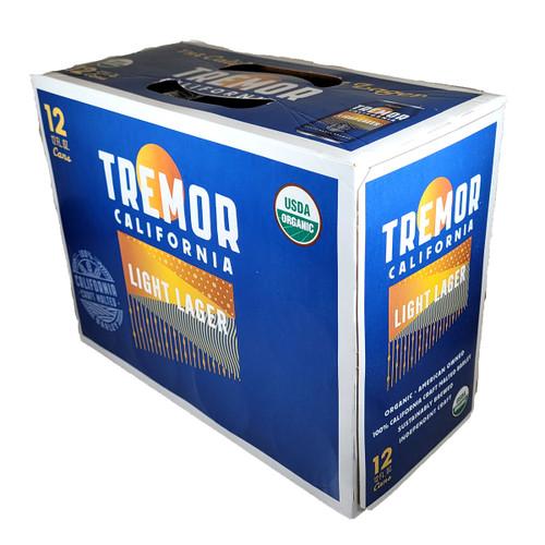 Seismic Tremor California Light Lager 12-Pack Can
