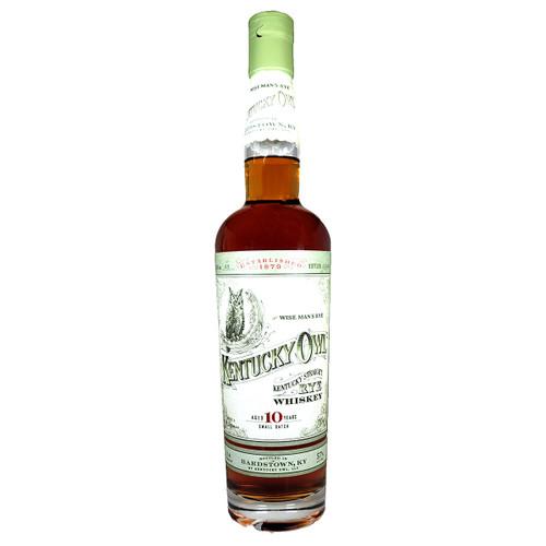 Kentucky Owl Batch #3 10 Year Kentucky Straight Rye Whiskey