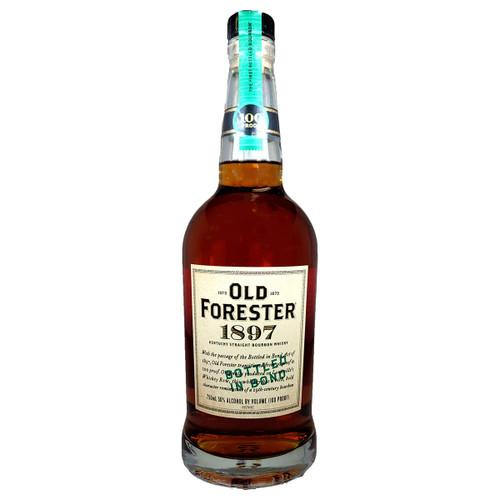 Old Forester 1897 Bottled In Bond Bourbon