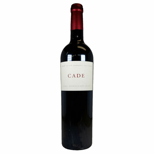 Cade 2017 Estate Howell Mountain Cabernet Sauvignon