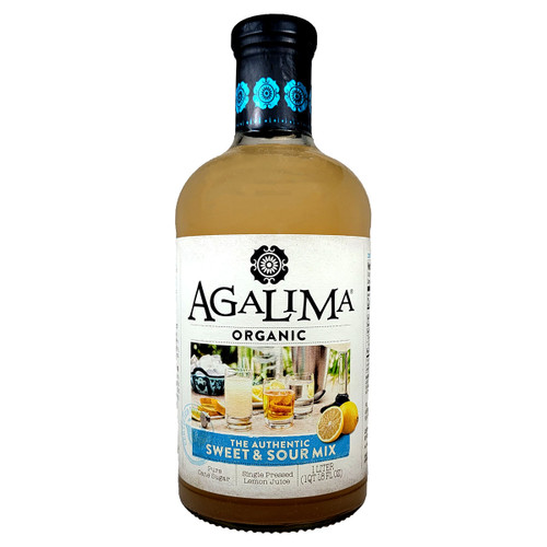 Agalima Organic Sweet n' Sour Mix