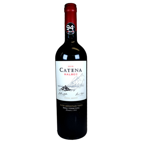 Catena 2018 High Mountain Vines Malbec