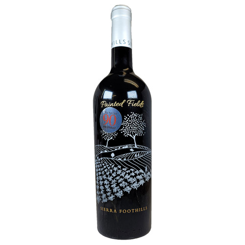Andis 2017 Painted Fields Red, 750ML