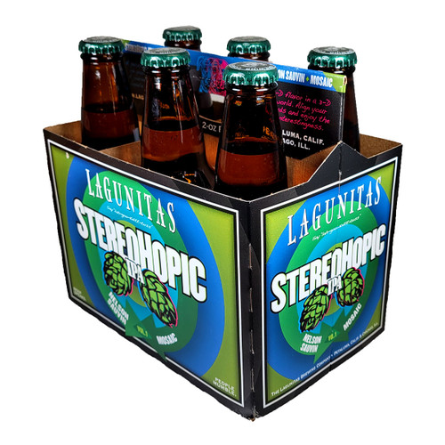 Lagunitas StereoHopic IPA Vol. 1 6-Pack