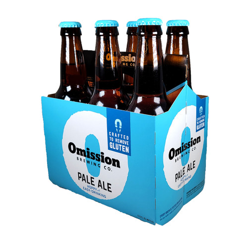 Omission Gluten Removed Pale Ale 6-Pack