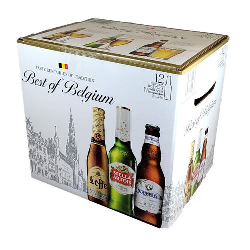 Best Of Belgium 12-Pack