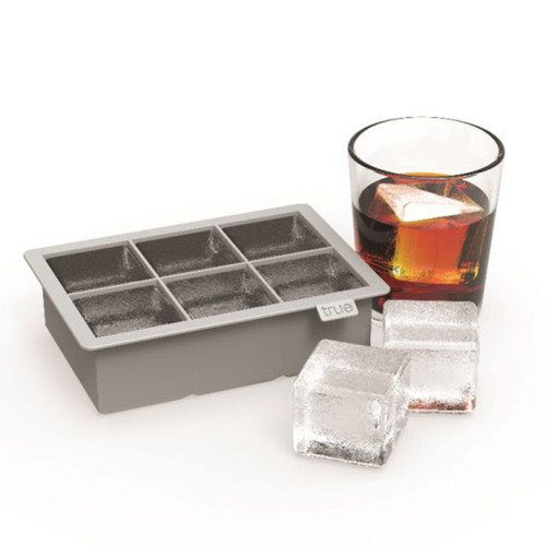 Colossal Gray Ice Cube Tray
