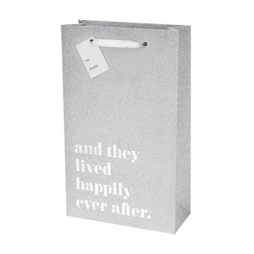 Happily Ever After Two Bottle Bag