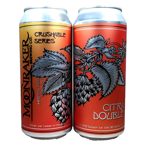 Moonraker Citra Double Imperial IPA Can