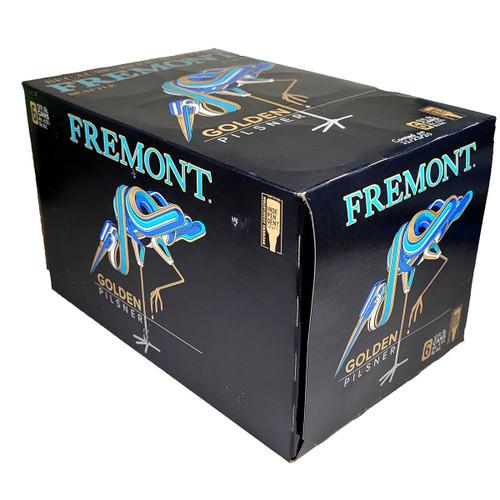 Fremont Golden Pilsner 6-Pack Can