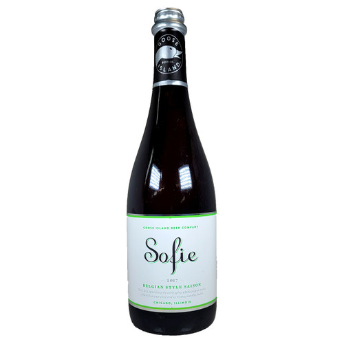 Goose Island Sofie Belgian Style Saison